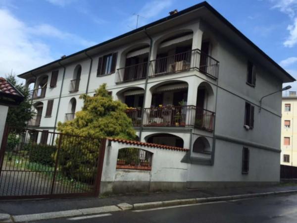 Appartamento in vendita a Gorla Minore, Prospiano, Con giardino, 115 mq - Foto 1