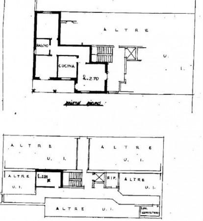 Appartamento in vendita a Gorla Minore, Prospiano, Con giardino, 115 mq - Foto 4
