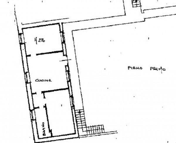 Appartamento in vendita a Gorla Minore, Ospedale, Con giardino, 92 mq - Foto 6