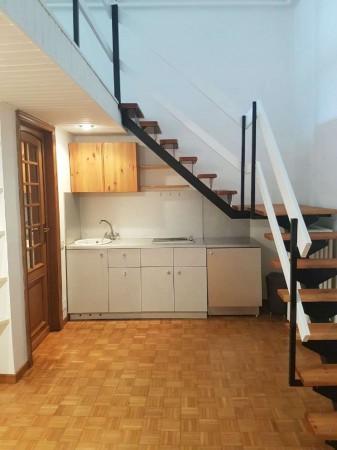 Appartamento in vendita a Milano, Monforte, Arredato, con giardino, 65 mq - Foto 7