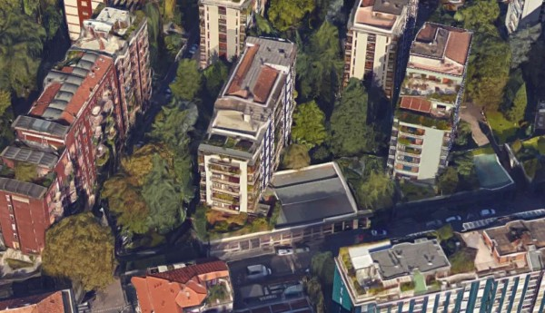 Appartamento in vendita a Milano, Piazza Sicilia, Con giardino, 2380 mq - Foto 13