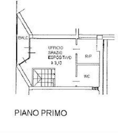 Ufficio in vendita a Milano, Lambrate, Con giardino, 275 mq - Foto 5
