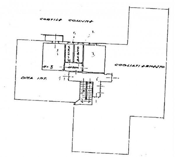 Appartamento in vendita a Brescia, Borgo Trento, Con giardino, 60 mq - Foto 4
