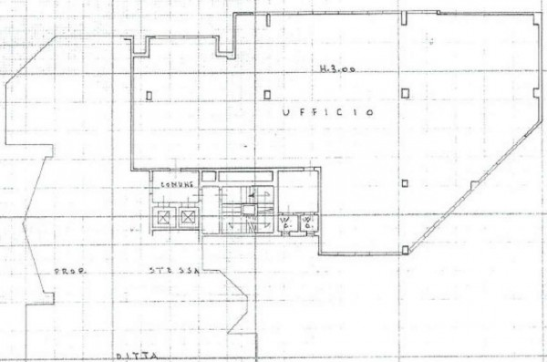 Ufficio in vendita a Brescia, Bresciadue, 1376 mq - Foto 7