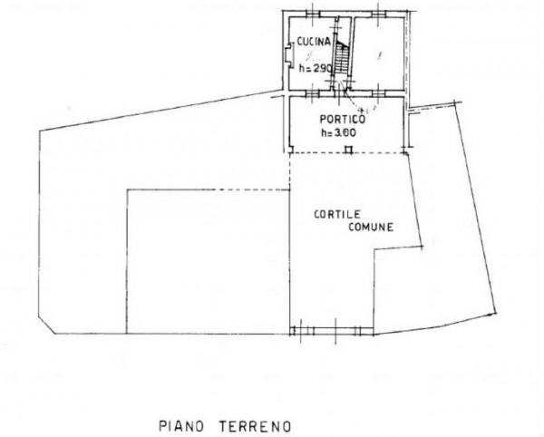 Appartamento in vendita a Castrezzato, Centro, Con giardino, 128 mq - Foto 5