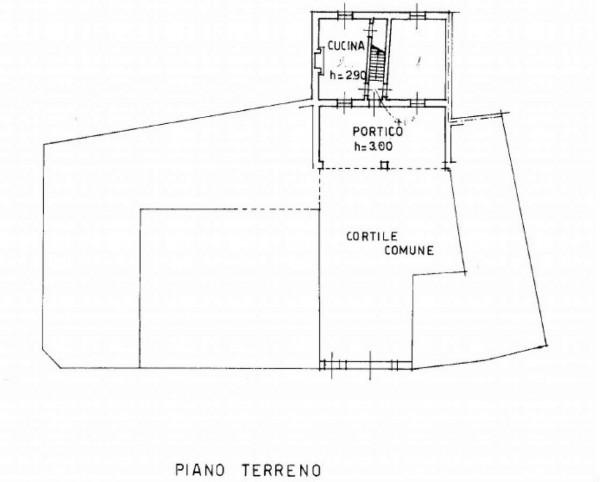 Appartamento in vendita a Castrezzato, Centro, Con giardino, 128 mq - Foto 4