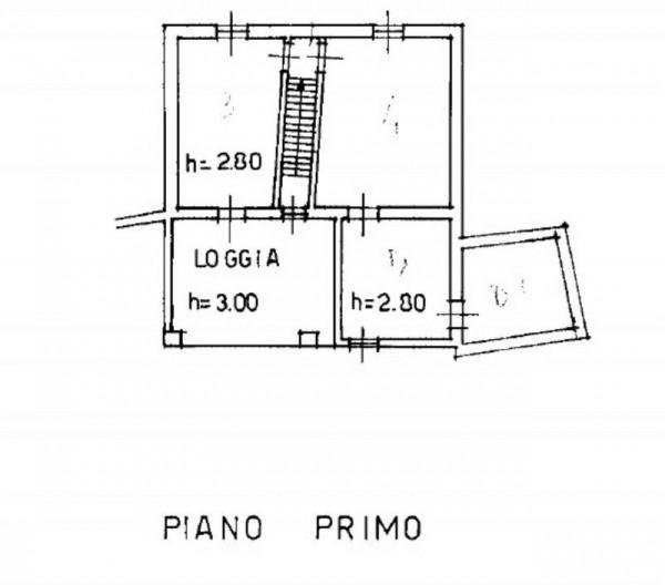 Appartamento in vendita a Castrezzato, Centro, Con giardino, 128 mq - Foto 6