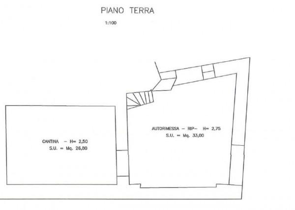 Appartamento in vendita a Cerveno, Piazza Della Costituzione, Con giardino, 154 mq - Foto 4