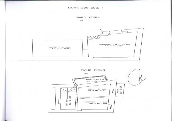 Appartamento in vendita a Cerveno, Piazza Della Costituzione, Con giardino, 154 mq - Foto 9