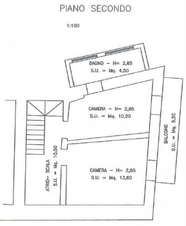 Appartamento in vendita a Cerveno, Piazza Della Costituzione, Con giardino, 154 mq - Foto 5