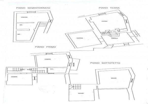Appartamento in vendita a Cerveno, Piazza Della Costituzione, Con giardino, 96 mq - Foto 8