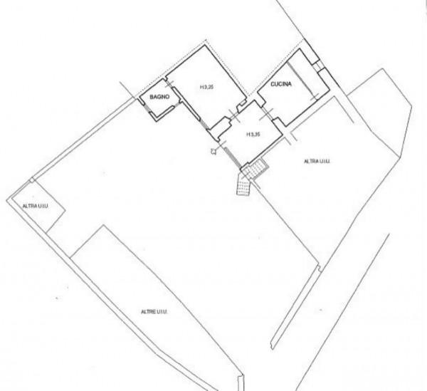 Immobile in vendita a Provaglio d'Iseo, Centro Storico, Con giardino, 310 mq - Foto 6