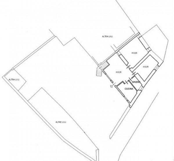 Immobile in vendita a Provaglio d'Iseo, Centro Storico, Con giardino, 310 mq - Foto 4