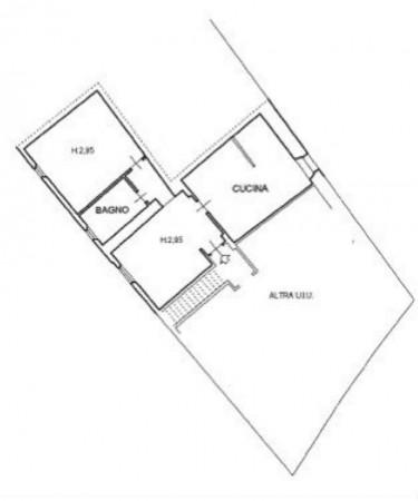 Appartamento in vendita a Provaglio d'Iseo, Centro Storico, Arredato, con giardino, 70 mq - Foto 3