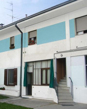 Appartamento in vendita a Provaglio d'Iseo, Centro Storico, Arredato, con giardino, 70 mq