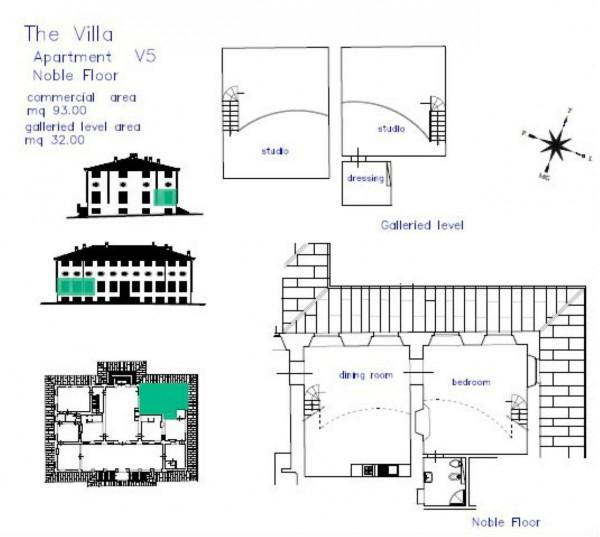 Appartamento in vendita a Lucca, Residenziale, Con giardino, 80 mq - Foto 7