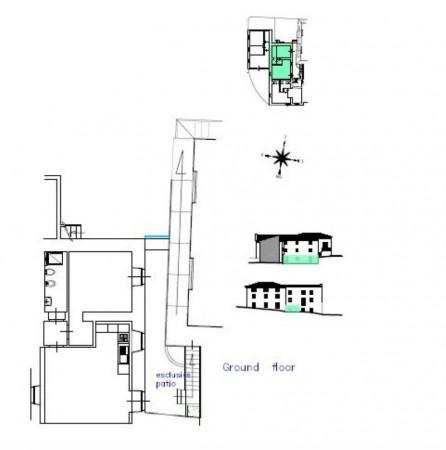 Appartamento in vendita a Lucca, Residenziale, Con giardino, 80 mq - Foto 2