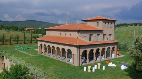 Villa in vendita a Massa Marittima, Marsiliana, Con giardino, 1000 mq - Foto 30