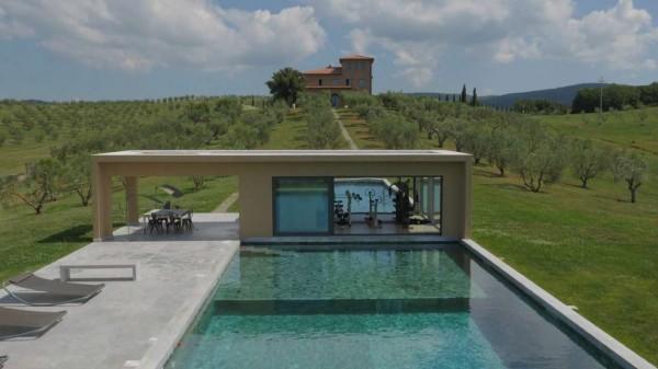 Villa in vendita a Massa Marittima, Marsiliana, Con giardino, 1000 mq - Foto 27