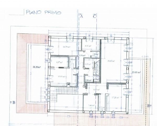 Villa in vendita a Massa Marittima, Marsiliana, Con giardino, 1000 mq - Foto 5