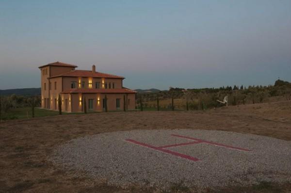 Villa in vendita a Massa Marittima, Marsiliana, Con giardino, 1000 mq - Foto 28