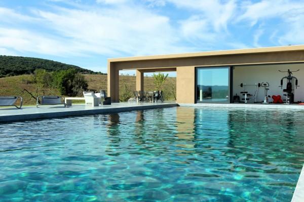 Villa in vendita a Massa Marittima, Marsiliana, Con giardino, 1000 mq