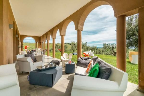 Villa in vendita a Massa Marittima, Marsiliana, Con giardino, 1000 mq - Foto 25