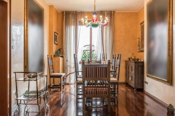 Appartamento in vendita a Monza, Parco, Con giardino, 275 mq - Foto 12