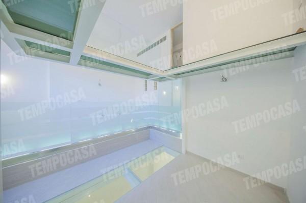 Appartamento in vendita a Milano, Affori Centro, Con giardino, 75 mq - Foto 17