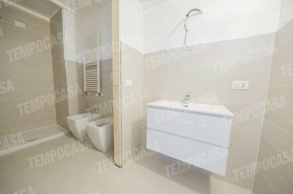 Appartamento in vendita a Milano, Affori Centro, Con giardino, 75 mq - Foto 5