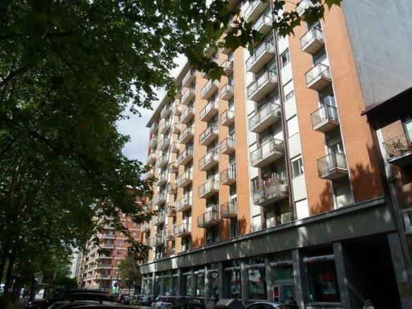 Appartamento in vendita a Torino, Corso Cosenza, Con giardino, 85 mq