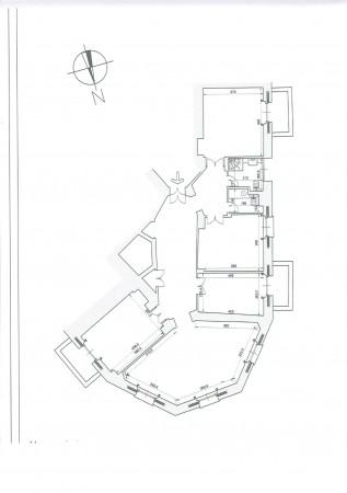 Appartamento in affitto a Varese, Centro, 130 mq - Foto 2