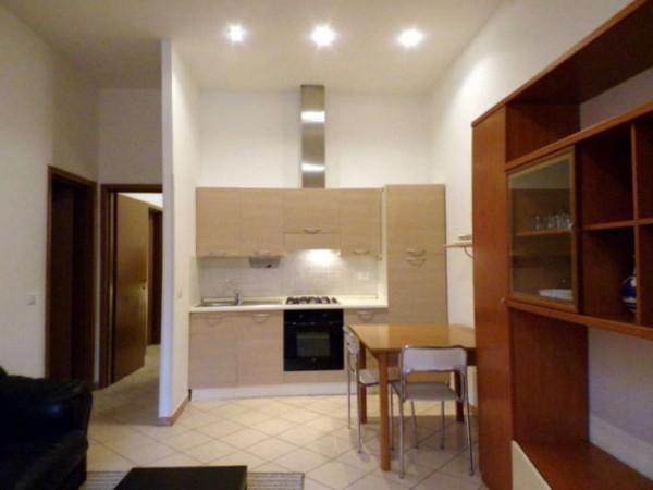 Appartamento in affitto a Forlì, Arredato, con giardino, 56 mq