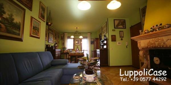 Appartamento in vendita a Sovicille, Con giardino, 117 mq - Foto 3