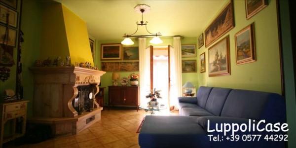 Appartamento in vendita a Sovicille, Con giardino, 117 mq - Foto 5