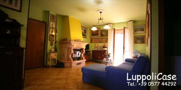 Appartamento in vendita a Sovicille, Con giardino, 117 mq - Foto 2