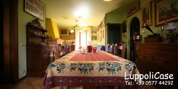Appartamento in vendita a Sovicille, Con giardino, 117 mq - Foto 4
