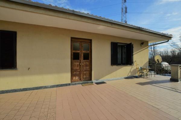 Appartamento in vendita a La Cassa, Con giardino, 120 mq - Foto 9