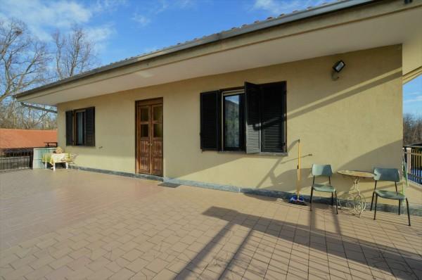 Appartamento in vendita a La Cassa, Con giardino, 120 mq - Foto 10