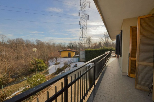 Appartamento in vendita a La Cassa, Con giardino, 120 mq - Foto 17