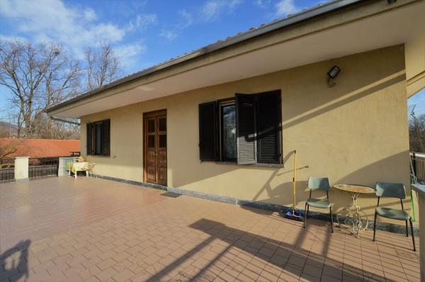 Appartamento in vendita a La Cassa, Con giardino, 120 mq - Foto 12