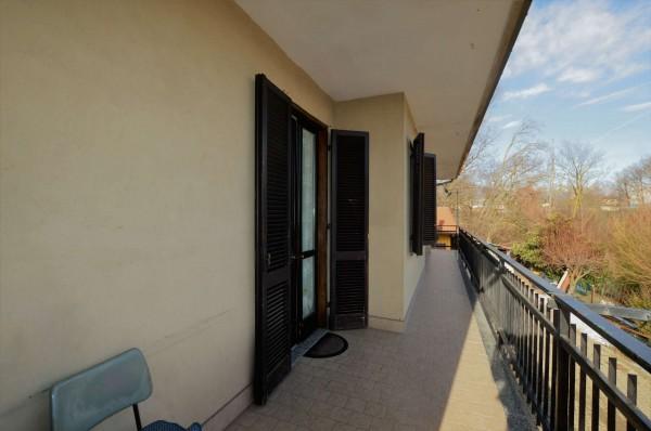 Appartamento in vendita a La Cassa, Con giardino, 120 mq - Foto 14
