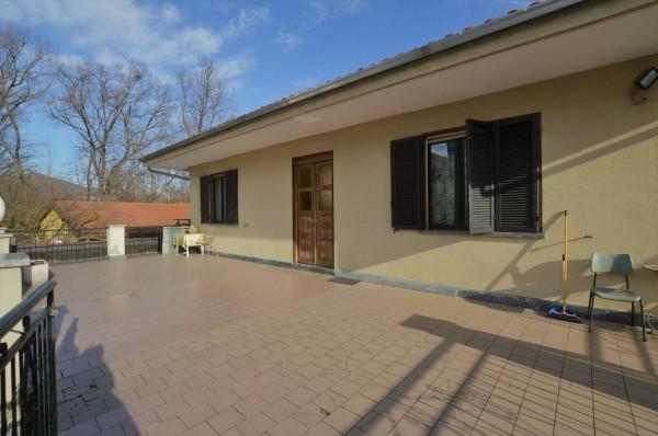 Appartamento in vendita a La Cassa, Con giardino, 120 mq - Foto 11