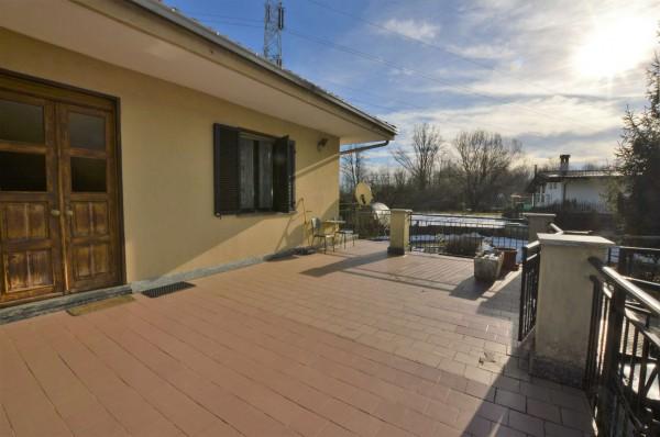 Appartamento in vendita a La Cassa, Con giardino, 120 mq - Foto 8