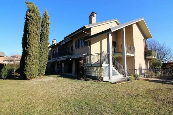 Appartamento in vendita a Alpignano, Centro, Con giardino, 101 mq