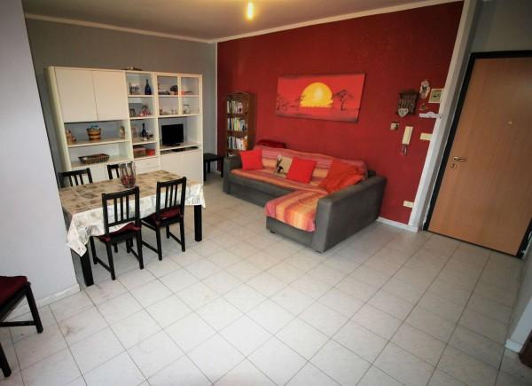 Appartamento in vendita a Alpignano, Centro, Con giardino, 90 mq
