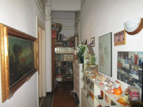 Appartamento in vendita a Genova, Sampierdarena, 100 mq - Foto 23