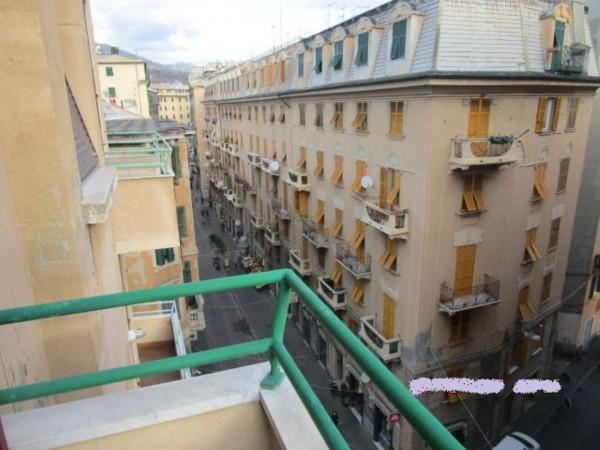 Appartamento in vendita a Genova, Sampierdarena, 100 mq - Foto 2