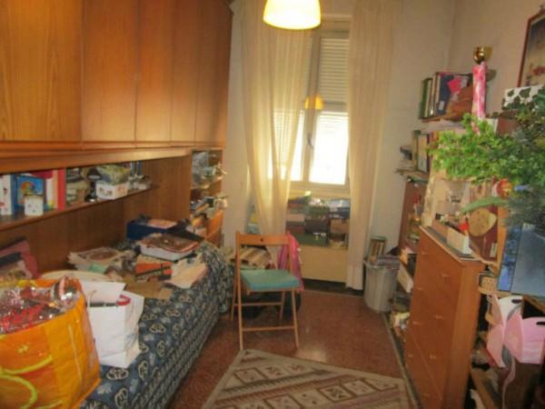 Appartamento in vendita a Genova, Sampierdarena, 100 mq - Foto 19