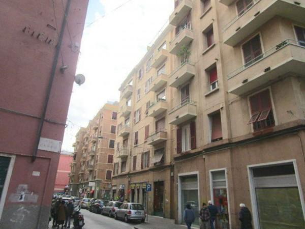 Appartamento in vendita a Genova, Sampierdarena, 100 mq - Foto 9